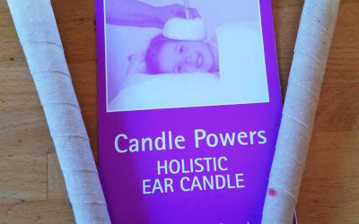 Candle Powers Ear Candles